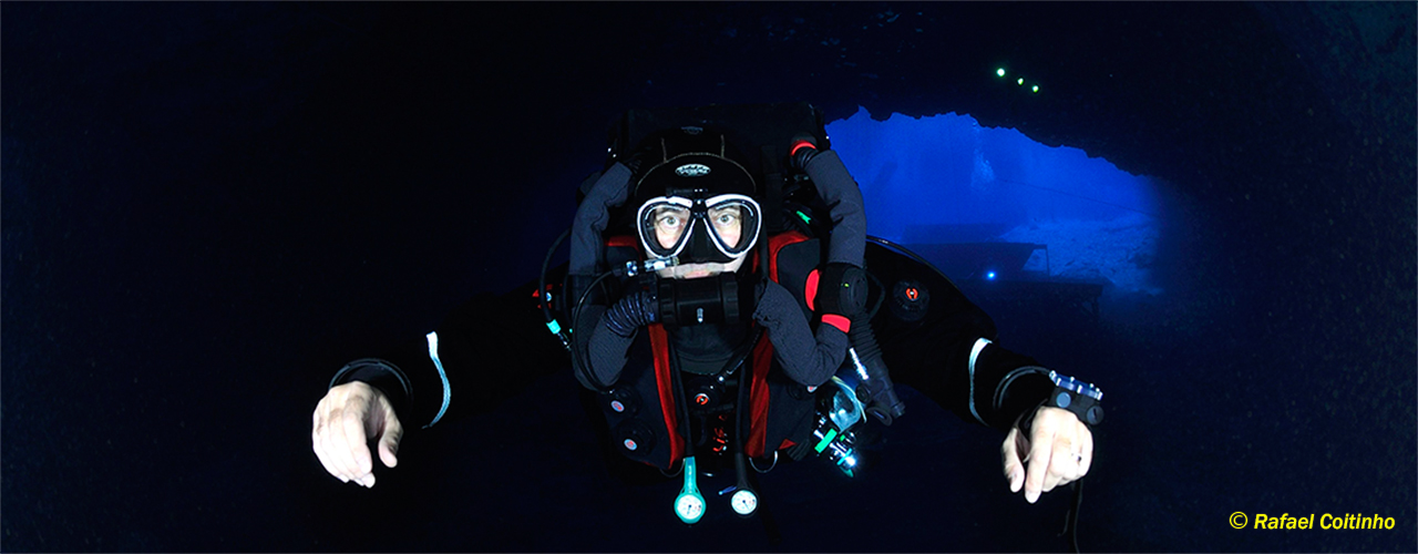 Rebreather Introductory Cave Diver